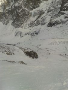 Couloir Entrance