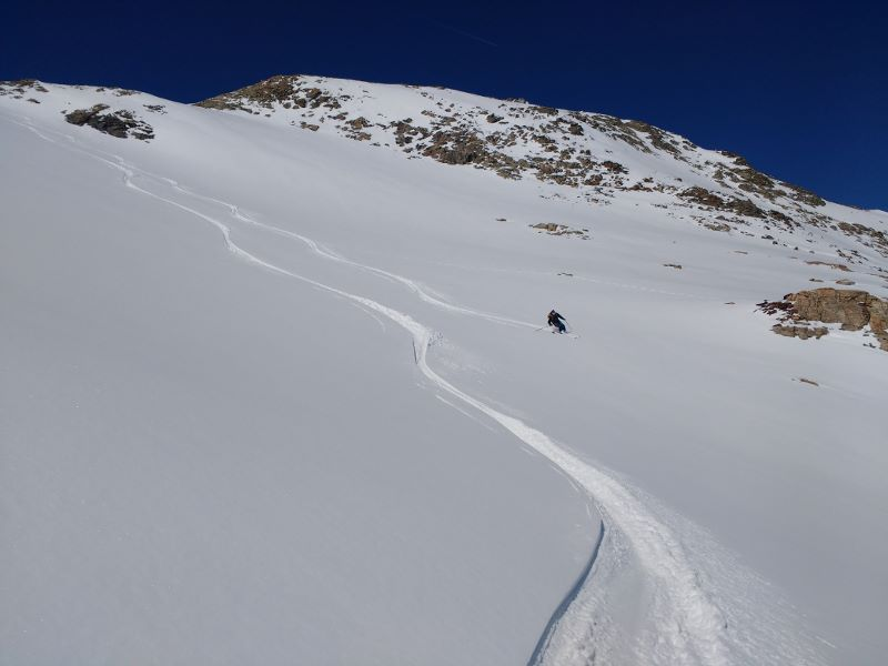 How to ski La Grave