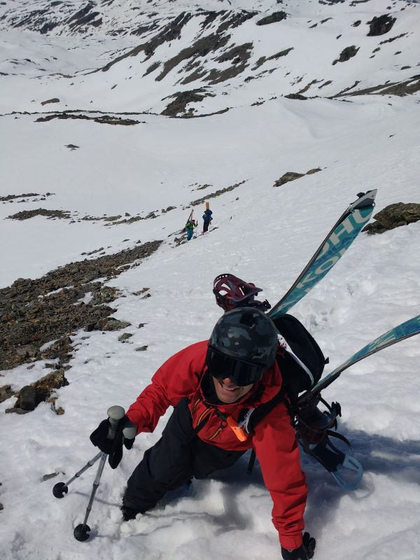 The summit approach