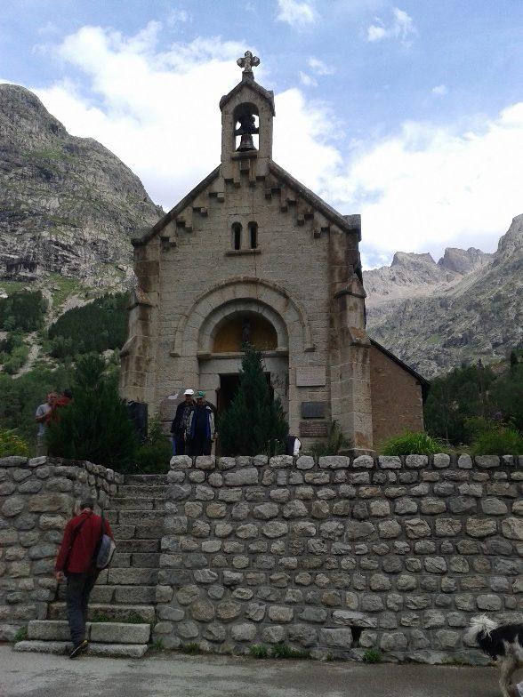 La Berarde Church