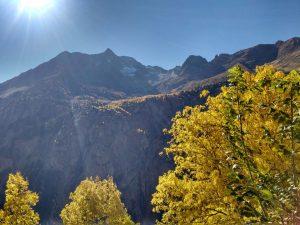 Autumn colours - St Christoph