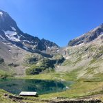 Lac and Col de la Muzelle