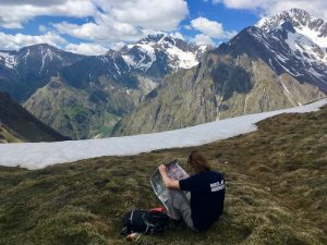 NNAS Navigation Courses in the Alps
