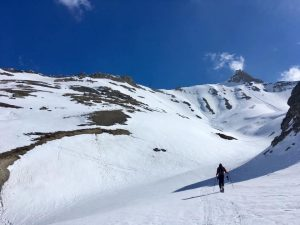 Ski Touring Mountain Safety