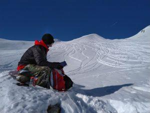 Winter navigation school