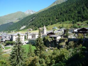 Photo of Bourg St. Pierre